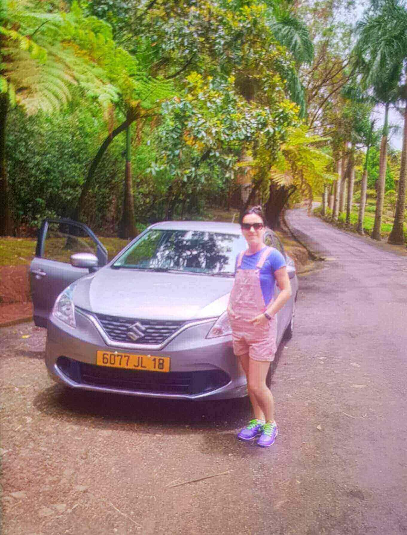 Mauritius Car Rental Flori Si Florin