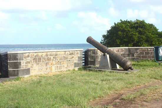 The Guns Of Pointe Du Diable