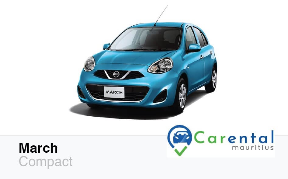 Compact Nissan March