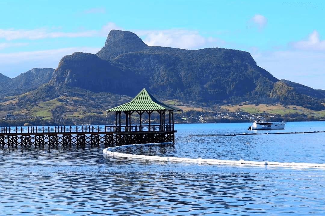 mahebourg waterfront